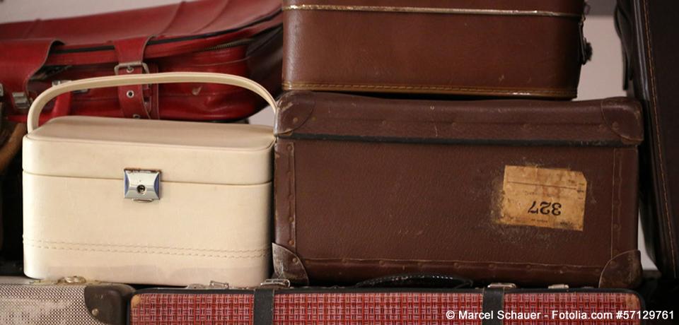 Welches Gepäckstück?