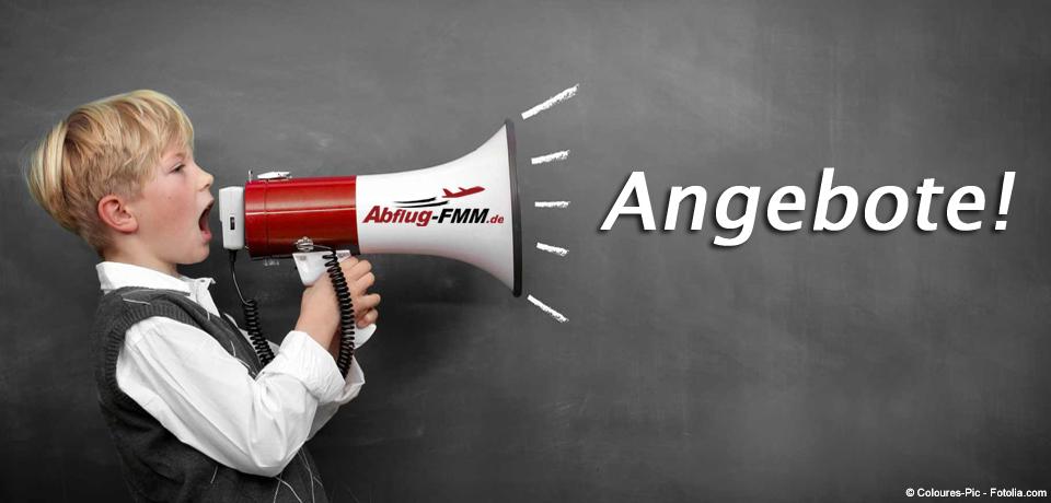Angebote Flughafen Memmingen