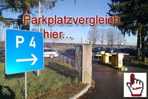 Parkplatzvergleich Flughafen Memmingen